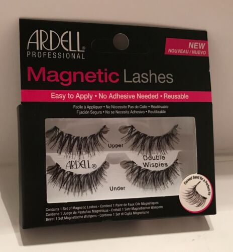 56c2a048e5f Ardell Magnetic Strip Lash Double Wispies Eye Lashes Natural