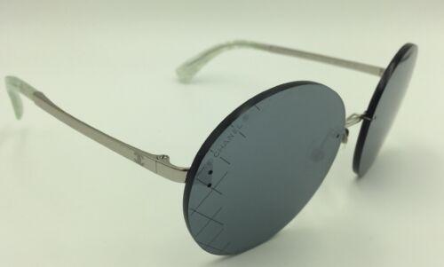 062dacc3a87b4 Chanel 4216 c.124 6G Airline Runway Sunglasses Silver w Silver Mirror