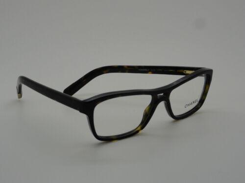 13a9cae54256 Chanel Eyeglasses CC 3237 c. 1391 Havana Tortoise Frame New