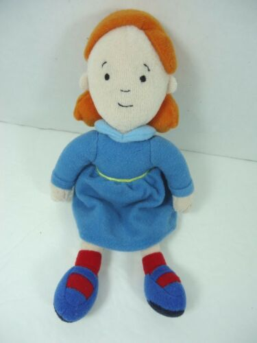 Caillou Plush Toy Caillou Sister Rosie Mousseline Pebble Stone The Prince of Im