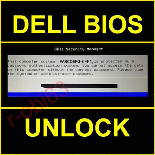 Bios password dell on Shoppinder