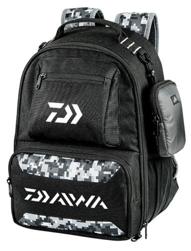 917b987af92af Daiwa D-Vec Tactical Traveler Reel Case - Multi-Reel Transport Backpack Case