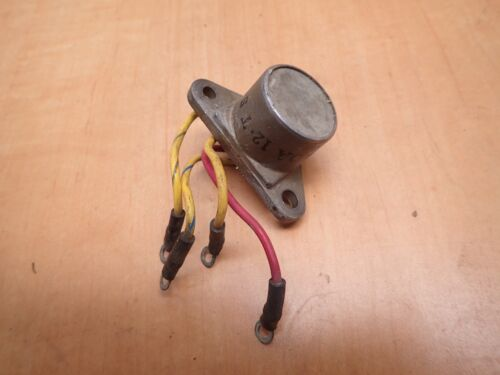 Boat Engines & Motors Vehicle Parts & Accessories 4 WIRE RECTIFIER