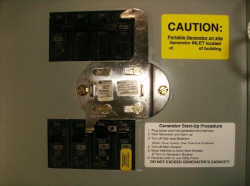 Generator interlock kit on Shoppinder