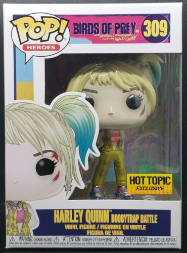 Funko Pop Harley Quinn Hot Topic On Shoppinder