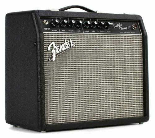 fend278c Canvas Cover for Fender Super Champ X2 1x10 Combo Amplifier