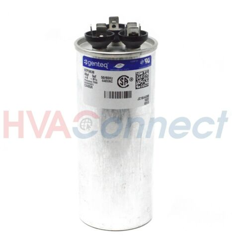 Dual air conditioner capacitor on Shoppinder
