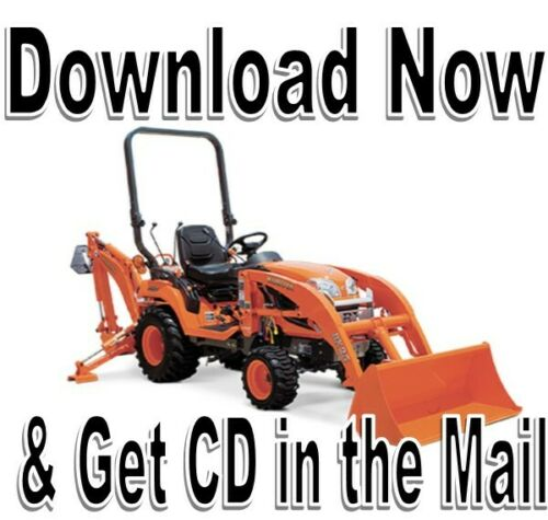 Madison : Kubota bx25 shop manual