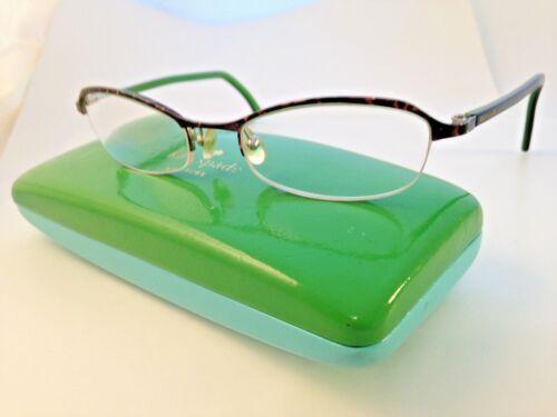 800ae57f356 Kate Spade Leena 0SY5 48 18-135 Italy Designer Eyeglass Frames Glasses  Tortoise. View Details