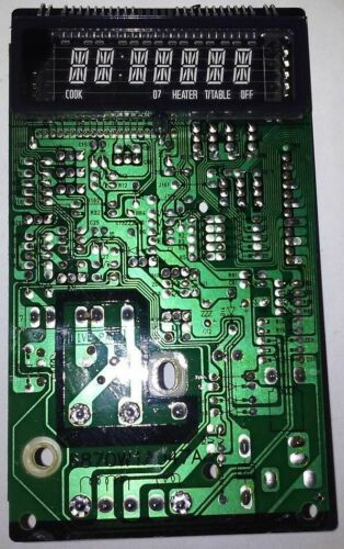 KENMORE MICROWAVE RELAY CONTROL BOARD PART# MD12011LD