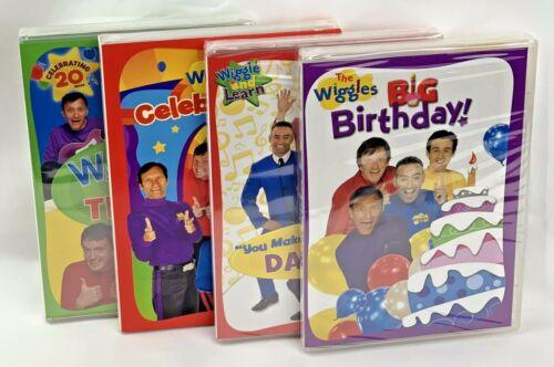 Wiggles dvd lot on Shoppinder