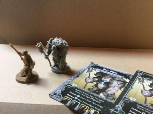 CMON Massive Darkness Lord Tusk Kickstarter 32mm Fantasy