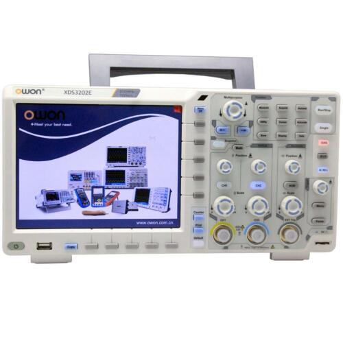 OWON RDS1021 pen type DSO oscilliscope wave rambler auto-scale FFT 25Mhz 100MS r