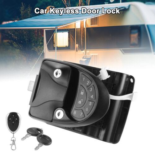 Push Button Latch Keyless Cabinet Latch Lock for RV Caravan Cupboard Door R4O2