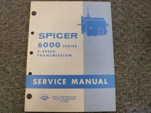Spicer 5 speed on Shoppinder