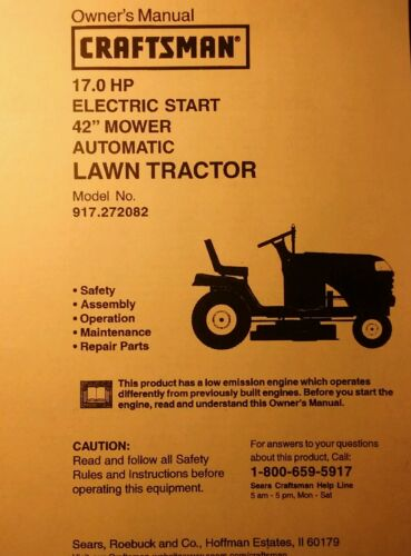 Craftsman riding mower parts on Shoppinder
