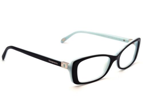5e92bc38bc Tiffany   Co. Eyeglasses TF 2095 8055 Black Frame Italy 51  17 140