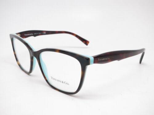 2265cbe3716 Tiffany   Co TF 2175 8134 Havana   Blue Eyeglasses 54mm Rx-able TF2175