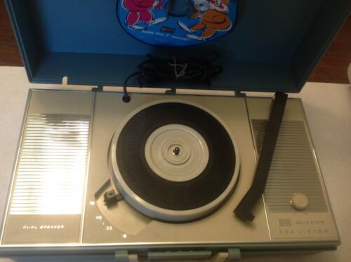 Record player vintage portable on Shoppinder
