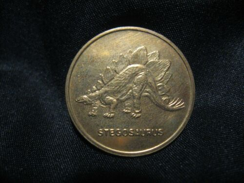 Pteranodon DINOSAUR Coin MEDALLION BRONZE coins TOKEN I love dinosaurs MD-25