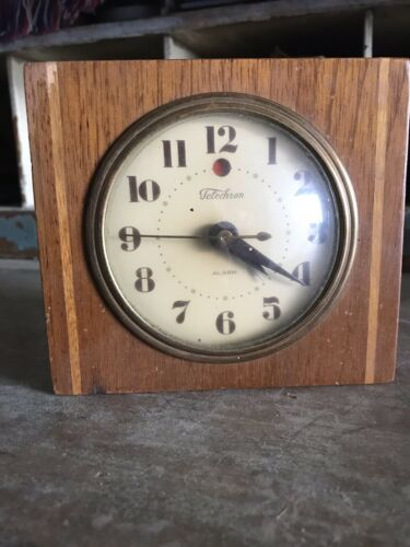 Vintage Electric Alarm Clock | Unique Alarm Clock