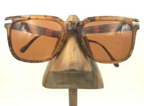 9956a39014 Vintage Carrera Hugo Boss 5106 13 Brown Splash Square Sunglasses Frames  Germany