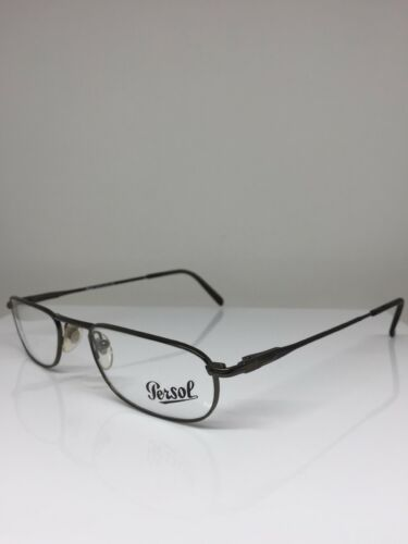 e8748cd47c691 Vintage Persol 2109-V Eyeglasses C. 618 Shiny Brown Reading Glasses Italy