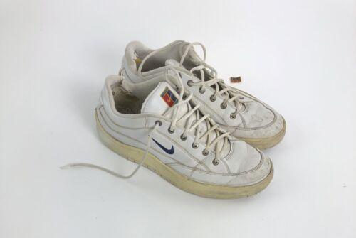 3009a1b8e5104 Vintage 90s Nike Tennis Court Challenge Agassi Sneakers Shoes Sz 12