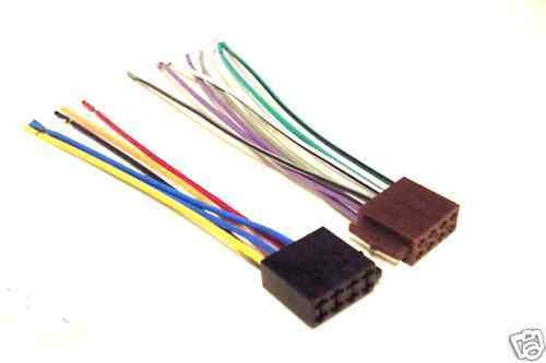 wiring harness fits boss audio 616uab 620ua 637ua 650ua 658ua 728ca 752uab  +more