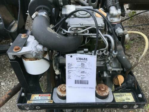 Yanmar engine on Shoppinder